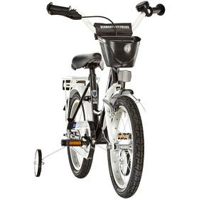 "Vermont City Police Childrens Bike 12"" white/black"